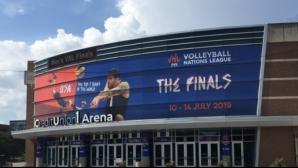 FIVB започва наддаване за домакин на финалите на Лигата на нациите