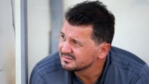 Крушчич: Планирам да водя ЦСКА-София поне 5 години