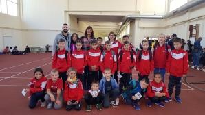 Олимпийската шампионка Йорданка Донкова награди таланти във Враца