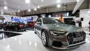 Множество новости от всички класове на Автосалон София 2019