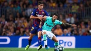 Президентът на Сасуоло: Барселона също искаше Сенси, но Интер бяха по-бързи