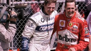 Ралф Шумахер: Без Михаел нямаше да имам кариера във Ф1