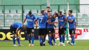 Витоша 0:0 Черно море, добро спасяване на Митрович