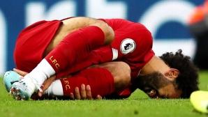 Клоп още не знае дали Салах и Матип ще играят срещу Манчестър Юнайтед