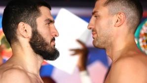 Гвоздик – Бетербиев: Боксовата война продължава