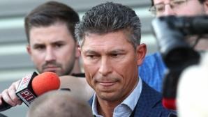 Медиите на Острова отразиха оставката на Балъков
