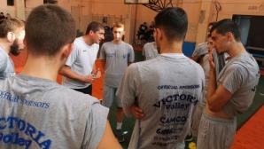 Виктория Волей победи Локомотив с 4:1 в двустранна игра