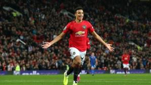 Ман Юнайтед подписа с най-големия си талант