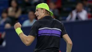 Шаповалов ще играе за четвърти път на полуфинал през годината