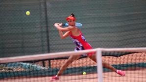 Стаматова преодоля полуфиналите в Табарка