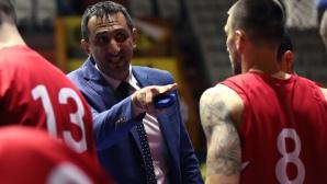 Георги Давидов: Не ни достигна и мъничко късмет