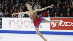 """15-годишна рускиня спечели """"Скейт Америка"""" при дебюта си на Гран При при жените"""
