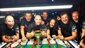СК Jagoars е победител в националната джаги лига