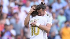 Реал Мадрид без Модрич и Бейл