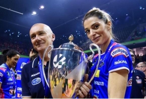 Едни от най-големите звезди на женския волейбол гости на Европейската...