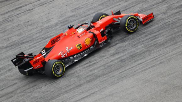Ферари са решени на победа в Мексико