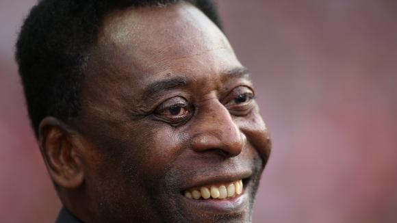 Краля на футбола навърши 79 години