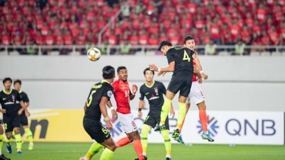 Урава Ред Даймъндс срещу Ал Хилал във финала на Азиатската Шампионска лига