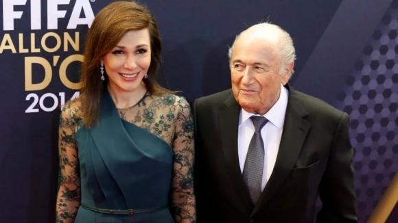 Любовница би шута на бившия 83-годишен президент на ФИФА