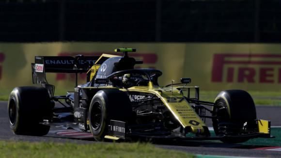 Дисквалифицираха Рено от Гран при на Япония