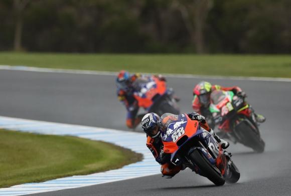 Промяна в посоката на вятъра е предизвикала тежкото падане в MotoGP