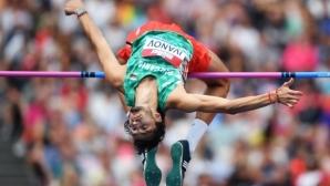Тихомир Иванов е сигурен участник на Олимпиадата в Токио