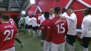 Рой Кийн: Отвратен съм от прегръдките и целувките между играчи на Юнайтед и Ливърпул, те трябва да водят война
