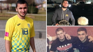 Бивш нападател на Славия и приятел на Хабиб не спира да къса мрежите в Хърватия
