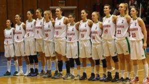 Михайлов обяви разширен състав от 23 баскетболистки за квалификациите
