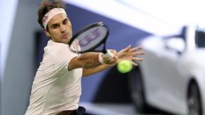 """Федерер може да пропусне """"Мастърс""""-а в Париж"""