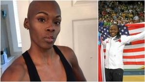 Шонте-Лоу се бори с рак на гърдата, но тренира за пета олимпиада