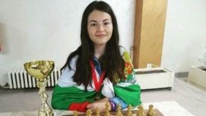 Българка стана европейска шампионка по шахмат за ученици