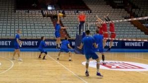 Левски победи националния тим на Алжир