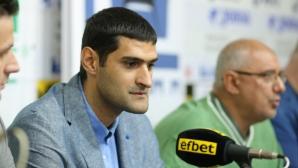 ВК Люлин стартира във Висшата лига с амбиция за участие в плейофите (видео + галерия)