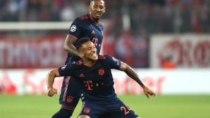 Байерн триумфира в зрелище с пет гола в Атина
