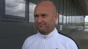 Тодор Живондов: Анализирахме играта на Слован