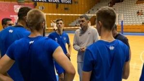 Владо Николов: Няма шанс да подценим ЦСКА