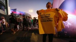 Откриването на сезона в НБА остана извън ефир в Китай