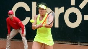 Костова пропиля куп шансове и загуби от квалификантка в Истанбул