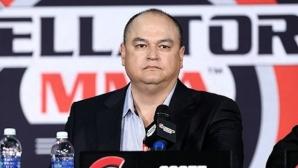 Президентът на Bellator намекна за женско Grand Prix през следващата година