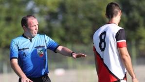 Вихър пропусна да разгроми Локомотив в Мездра