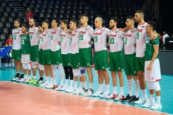 Разширен състав на мъжкия национален отбор за олимпийската квалификация в Берлин