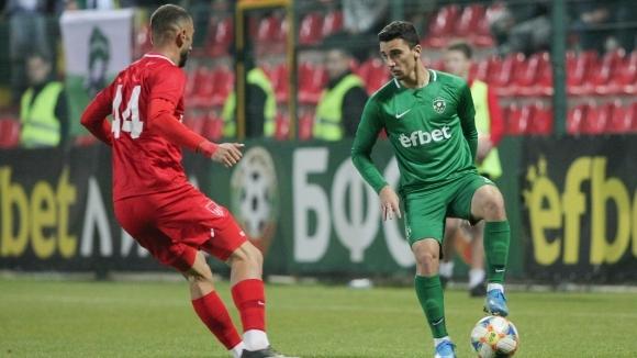 Лудогорец подобри рекорд след нов успех в efbet Лига (видео)