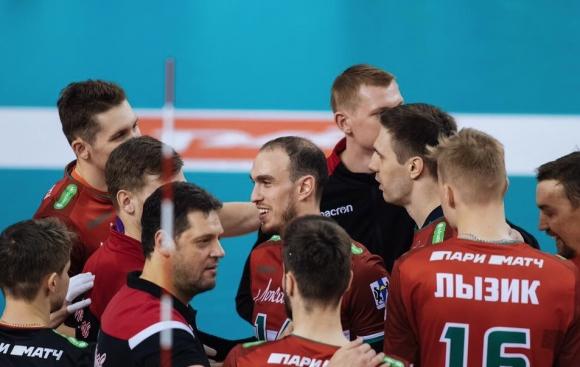 Пламен Константинов и Локомотив (Новосибирск) с втора победа в Суперлигата на Русия