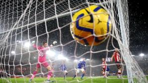 Десетте най-големи победи в историята на Висшата лига