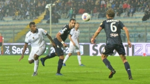 """Специя попречи на Емполи да оглави класирането в Серия """"Б"""""""