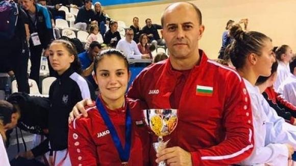 Два златни медала за Ивет Горанова в Сърбия