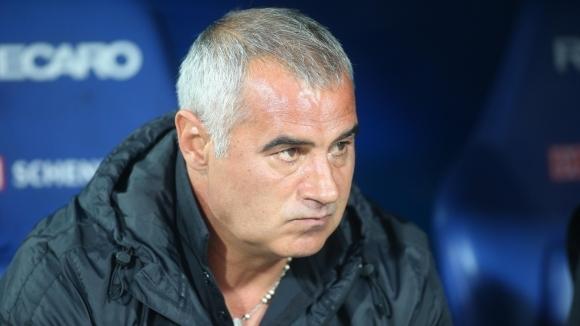 Сашо Ангелов намекна, че ще подаде оставка
