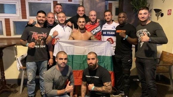 Победа за български ММА боец в Румъния