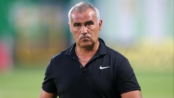Сашо Ангелов подаде оставка
